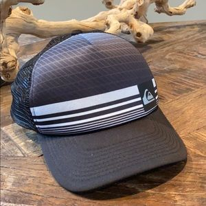 Quicksilver SnapBack hat